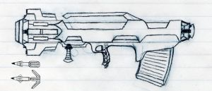 H.P.C. Rocket Launcher by three-forces