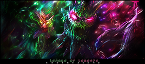 League of Legends by Kooster25
