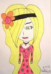 Hippie Lovely by thegothickitty33