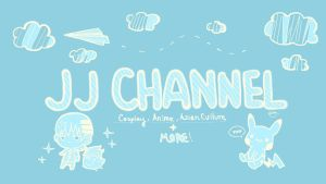 JJ Channel Cover Art by forgottenlegend