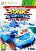 Sonic And All Stars Racing TRANSFORMED by FiveNightsAtFoxys