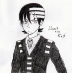 Death the Kid! by 51Sonic