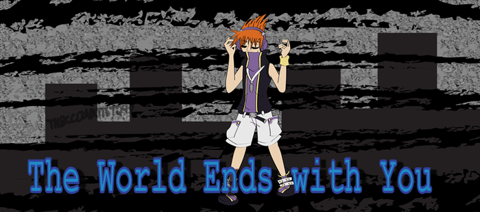 Commission- The World Ends with You by TNBCCBARTIST247