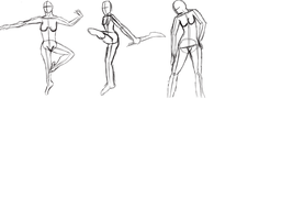 Gesture Practice Pixelovely by gtstyling32
