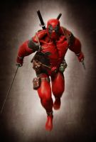 Dead Pool Concept by spybg