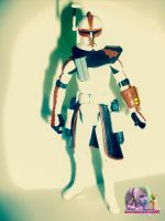 Captain Fordo ARC-77 by MsComicStar86