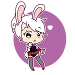 Battle Bunny Riven (again...) by xNekorux