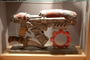 Gears Of War - Locust Hammerburst + Locust Knife by G17RDY
