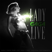 Lady Gaga Live by mycover