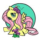 Fluttershy for my Canadian friend by emzlovecats