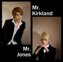 Mr jones and Mr kirkland 1 by mianmian123
