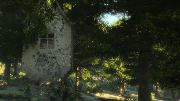Folly in the Forest by argel1200