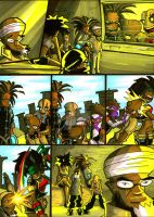 BlackGuard Psycho Therapy pg 25 by suicidalassassin