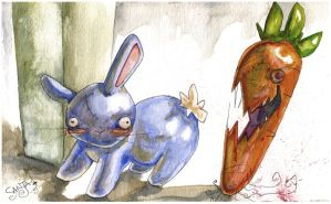 the killer carrot by sanja