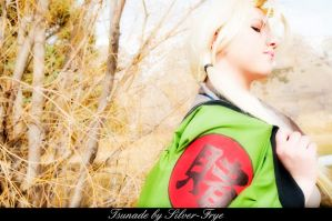 Legendary Tsunade by Silver-Fyre