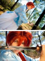 Artbook Kenshin by NiGHTmaren-Cosplay