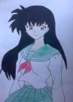 kagome from inuyasha by katy181