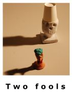 Two Fools 1 of 4: Cover by misterhessu