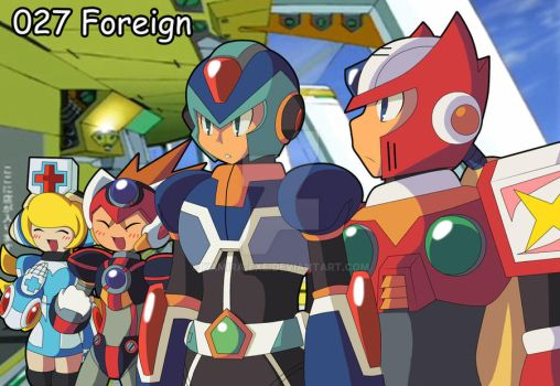 027 - Foreign by Kamira-Exe