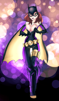Batgirl: One Size Fits All by Durandus