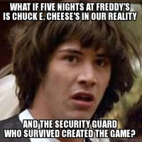 Five Nights at Freddy's Conspiracy by fuh039