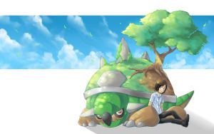 Pokemon : Relax by R-nowong
