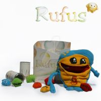 Rufus Toy by LilFairie
