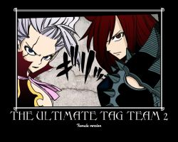 The Ultimate Tag Team 2 by TonyCocchi
