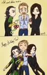 Happy 34th birthday, Tom Hiddleston! by DeiiSpooky