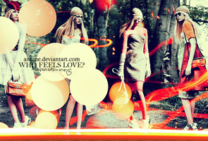 who feels love? by AnnMe
