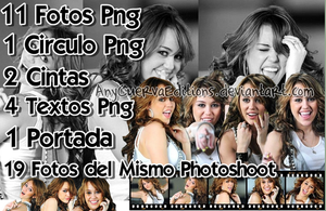 Pack Fotos Png de Miley Cyrus by AnyCuervaEditions