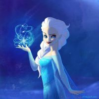The Cold Never Bothered Me Anyway by Bonequisha
