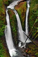 Triple Falls by Tanager