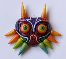 Majora's Mask Charm Fimo by Various-Aliter