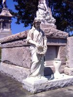 Cemetary statues.3 by twofortheprice