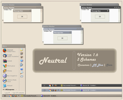 Neutral by XanDaMan