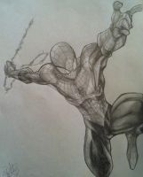 Avenging Spider-Man by DeVianThaI