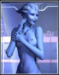 The Asari (2) by cyanthree
