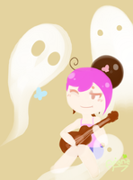 gIGGLE AT THE gHOSTLY by hdgigi