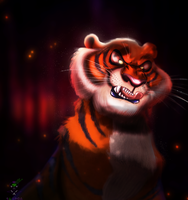 .:Shere Khan:. by Slurku
