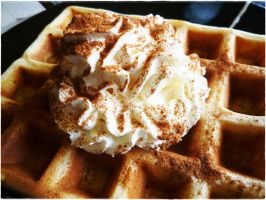 Belgian Waffle by camnhungth
