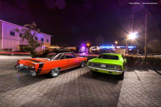 Dodge and Plymouth by AmericanMuscle