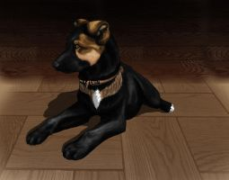 GSD - for sale by Maranez