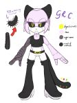 G.R.C. mini ref by TheWhiteWolf09