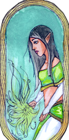 Bookmark - Elnawen by Tsukiiyo