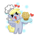 The Muffin Queen by foxgirlKira