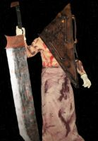 Silent Hill Homecoming/Film version V.2 Costume by TheDarkAssassin444