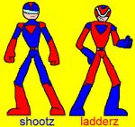 superheroes shootz and ladderz by NickMaster64