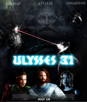 Ulisses 31 movie poster