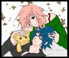 Sleep :colored: by candytenshi
